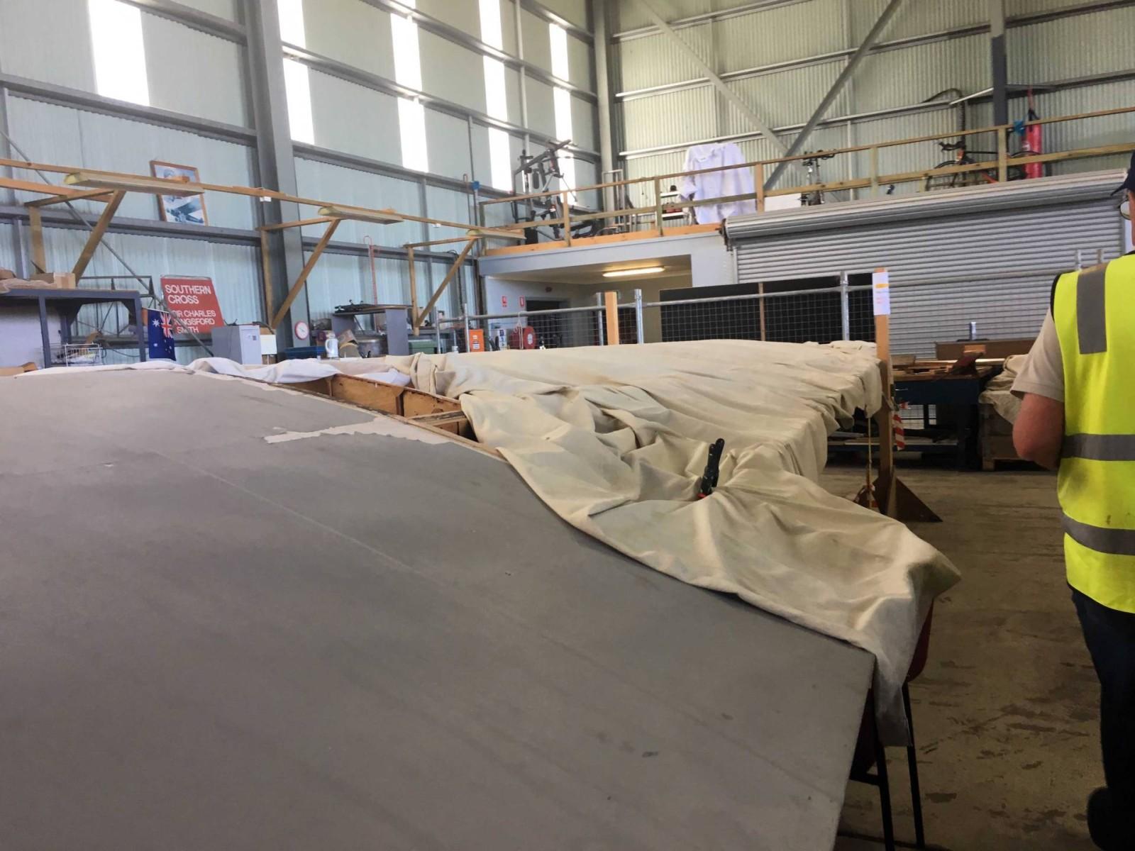 HARS_Museum_wing_restoration